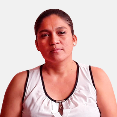 Irma del Pilar Nanquén Palacios