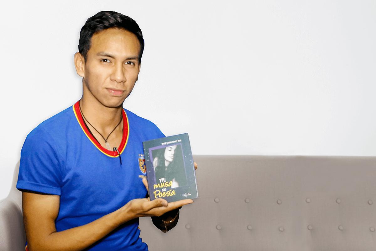 ARNOLD - Arnold Paiva: El escritor apasionado